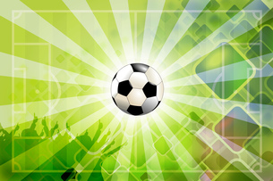 soccer - collageの写真素材 [FYI00848398]