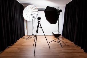 photo studioの写真素材 [FYI00848794]