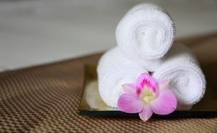 towelsの写真素材 [FYI00852815]