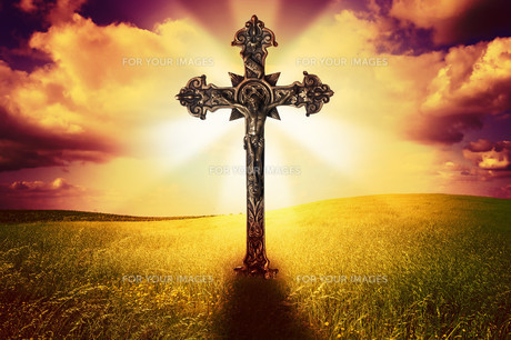 religion_deathの写真素材 [FYI00853579]