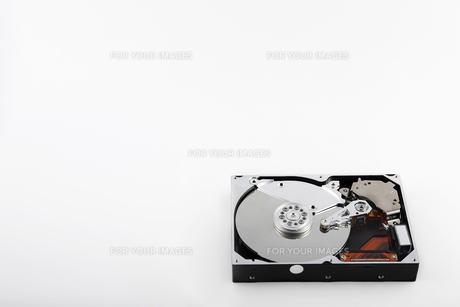 open hard driveの写真素材 [FYI00853608]