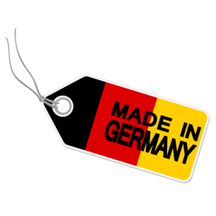pendant made in germanyの写真素材 [FYI00854313]