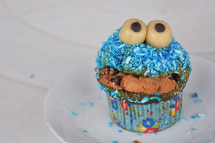 monster muffinsの写真素材 [FYI00854352]