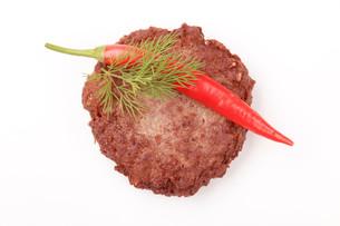 hamburgerの素材 [FYI00855014]