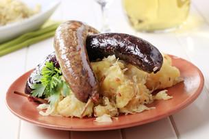 european_foodの写真素材 [FYI00855060]