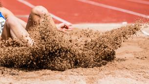 athletic_sportsの素材 [FYI00855079]