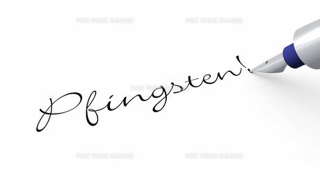 pen concept - pentecost!の写真素材 [FYI00855086]