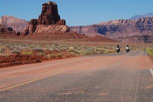 desert ridingの写真素材 [FYI00855400]