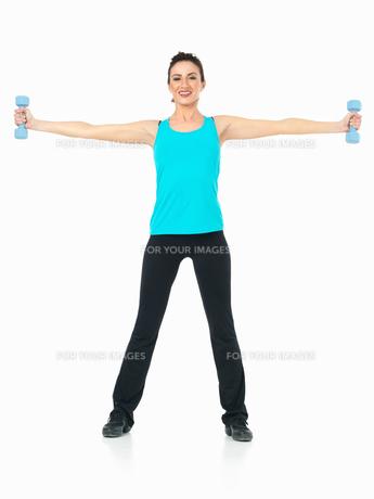 fitness_funsportの素材 [FYI00855475]