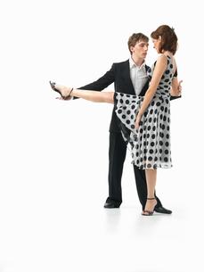 danceの写真素材 [FYI00855477]