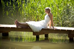 brideの写真素材 [FYI00855688]