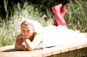 brideの写真素材 [FYI00855711]