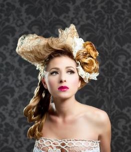 fashion_modelsの写真素材 [FYI00855790]