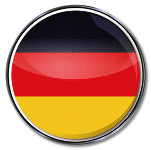button germanyの写真素材 [FYI00857480]