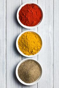 ingredients_spicesの写真素材 [FYI00857631]