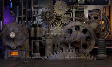 machinesの素材 [FYI00857660]