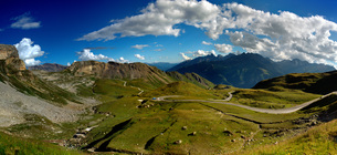 grossglockner high alpine roadの素材 [FYI00857688]