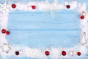 christmas boardの写真素材 [FYI00857701]