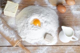 baking ingredientsの素材 [FYI00857847]