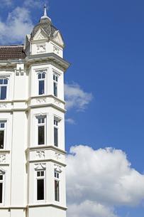 century architecture in kiel,germanyの写真素材 [FYI00857862]