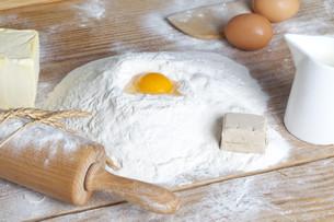 baking ingredientsの素材 [FYI00857866]