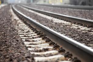 railwayの写真素材 [FYI00858000]