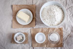 baking ingredientsの素材 [FYI00859198]