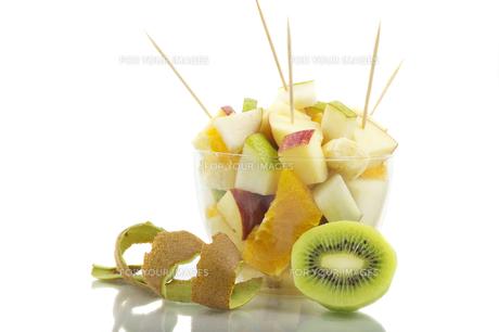 fruit cocktailの写真素材 [FYI00859245]