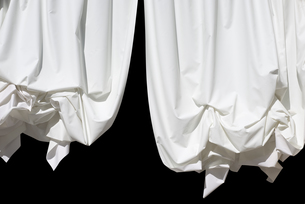 curtainの写真素材 [FYI00859521]