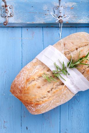 bread on the hookの素材 [FYI00859690]