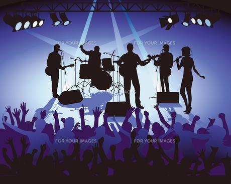 concert eventの写真素材 [FYI00860120]