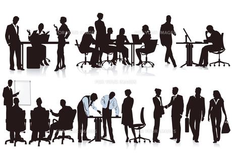 office jobsの素材 [FYI00861833]