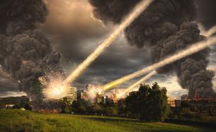 natural_disastersの写真素材 [FYI00862645]