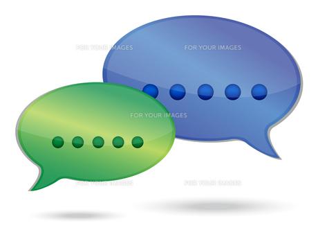 conversationの素材 [FYI00862724]