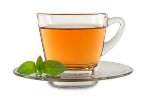 cup of teaの写真素材 [FYI00863043]