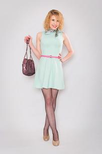 summery fashion styleの写真素材 [FYI00863095]
