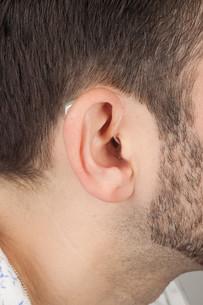 hearing aidの素材 [FYI00864453]