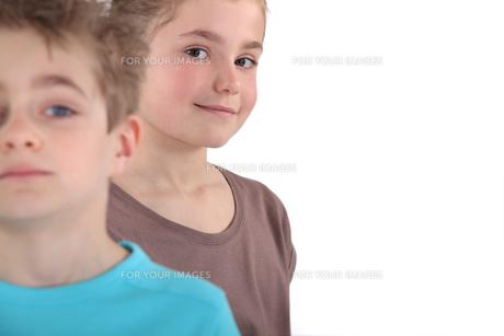 childrenの素材 [FYI00864903]