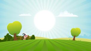 grass_fieldsの写真素材 [FYI00864982]