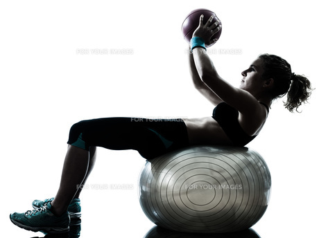 fitness_funsportの素材 [FYI00865157]