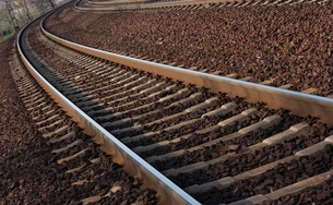 railwayの写真素材 [FYI00865535]