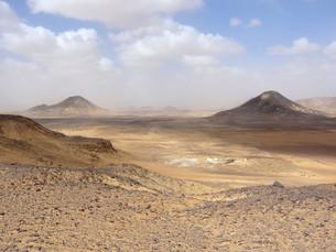 libyan desertの写真素材 [FYI00865606]