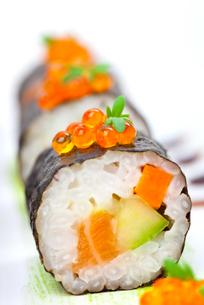 maki sushiの写真素材 [FYI00866190]