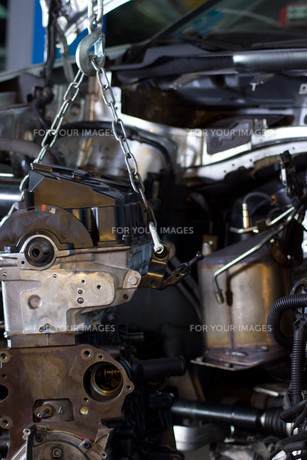 motor exchange serviceの素材 [FYI00866390]