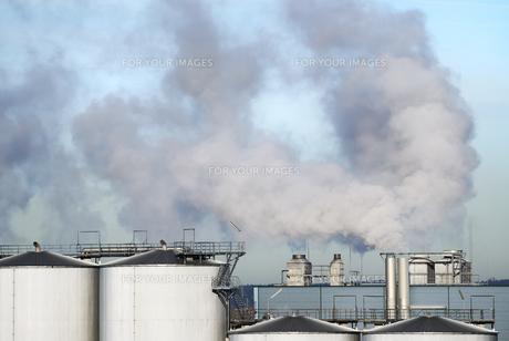 smokeの写真素材 [FYI00866731]