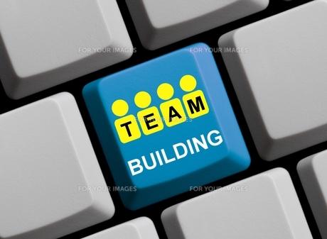 teambuilding onlineの写真素材 [FYI00867231]