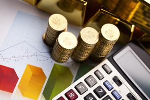 money_financesの写真素材 [FYI00867443]