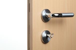 door lockの写真素材 [FYI00867579]