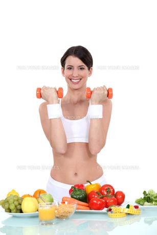 fitness_funsportの素材 [FYI00868276]