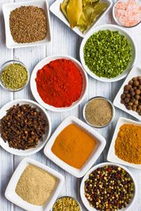 ingredients_spicesの写真素材 [FYI00868434]